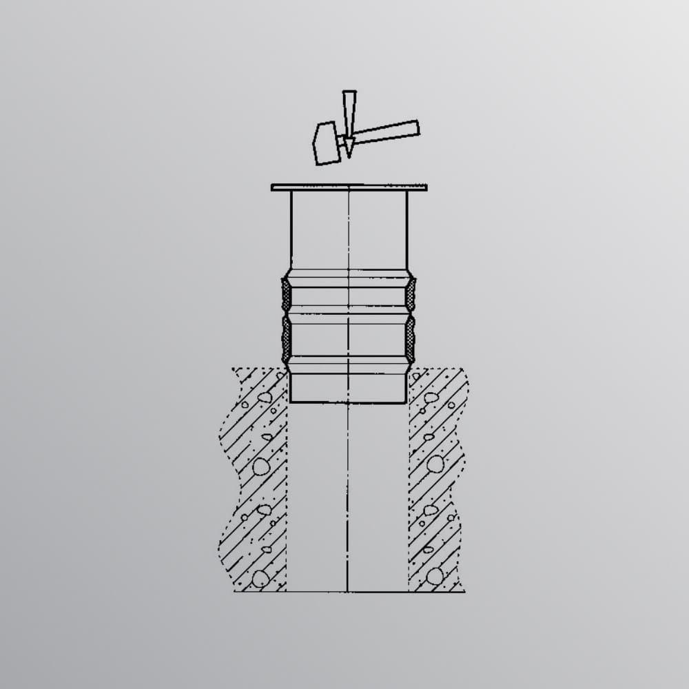 RD3000-Einschlagwerkzeug