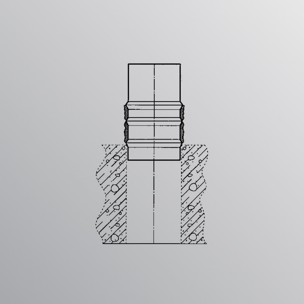 RD3000-Rohrdurchführungs-Schutzhülse