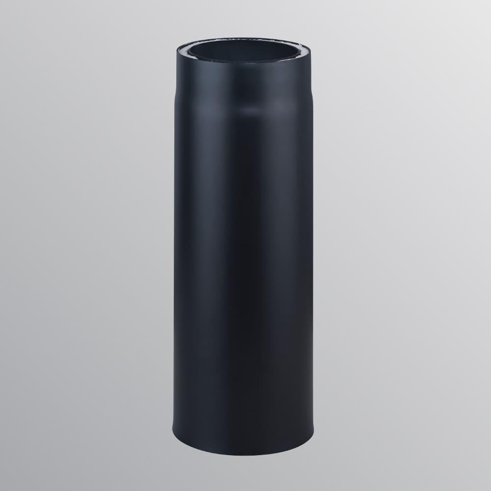 Rohre zylindrisch mit Tür, doppelwandig