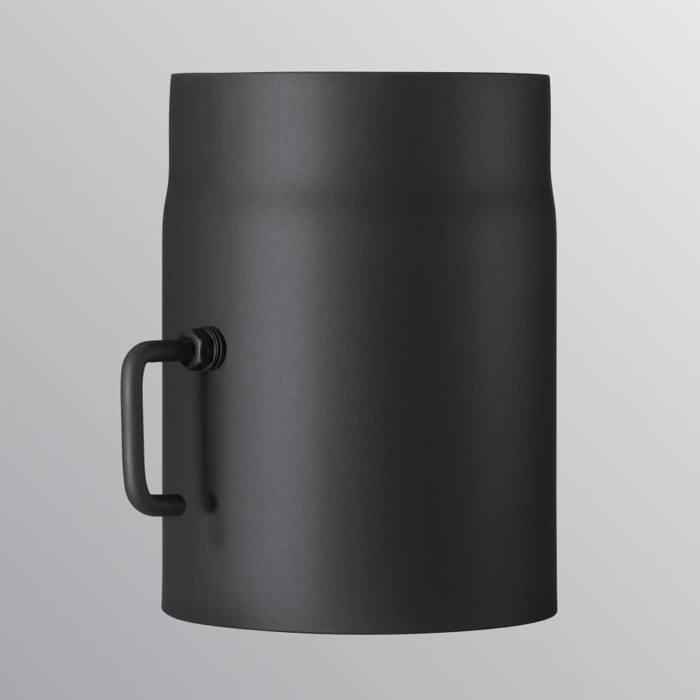 Rohre zylindrisch, doppelwandig